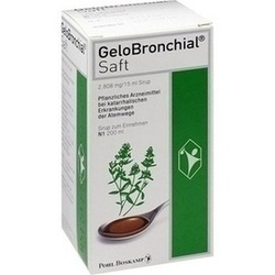 GELOBRONCHIAL SAFT