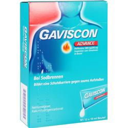 GAVISCON ADVANCE PFEFFERMI